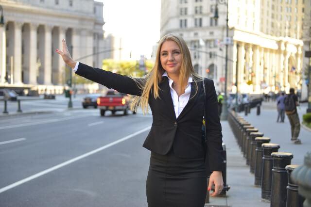タクシーにおける女性心理は男なら知っておくべき!